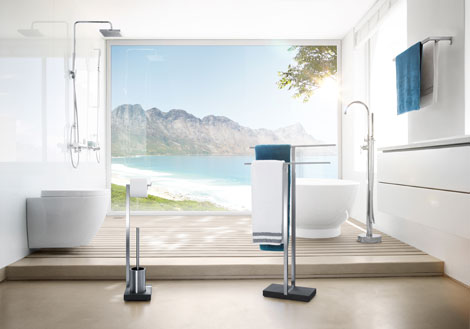 blomus serie menoto badezimmer accessoires trend e online shop. Black Bedroom Furniture Sets. Home Design Ideas