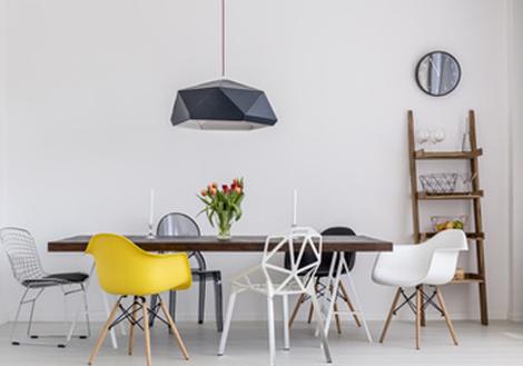 sitzkissen und sitzauflagen f r designerst hle in vielen farben. Black Bedroom Furniture Sets. Home Design Ideas