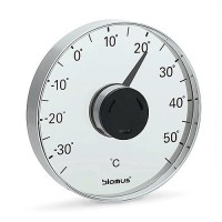 Thermometer Fensterthermometer Celsius blomus GRADO