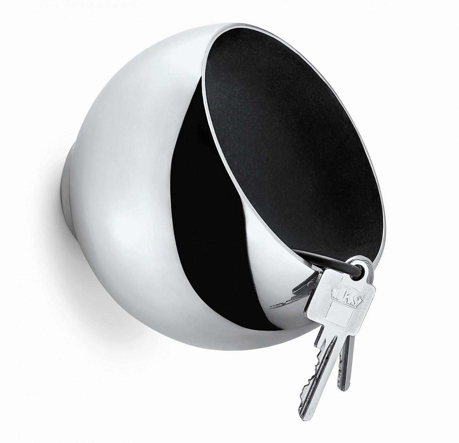 garderobenkugel garderobenhaken philippi sphere. Black Bedroom Furniture Sets. Home Design Ideas
