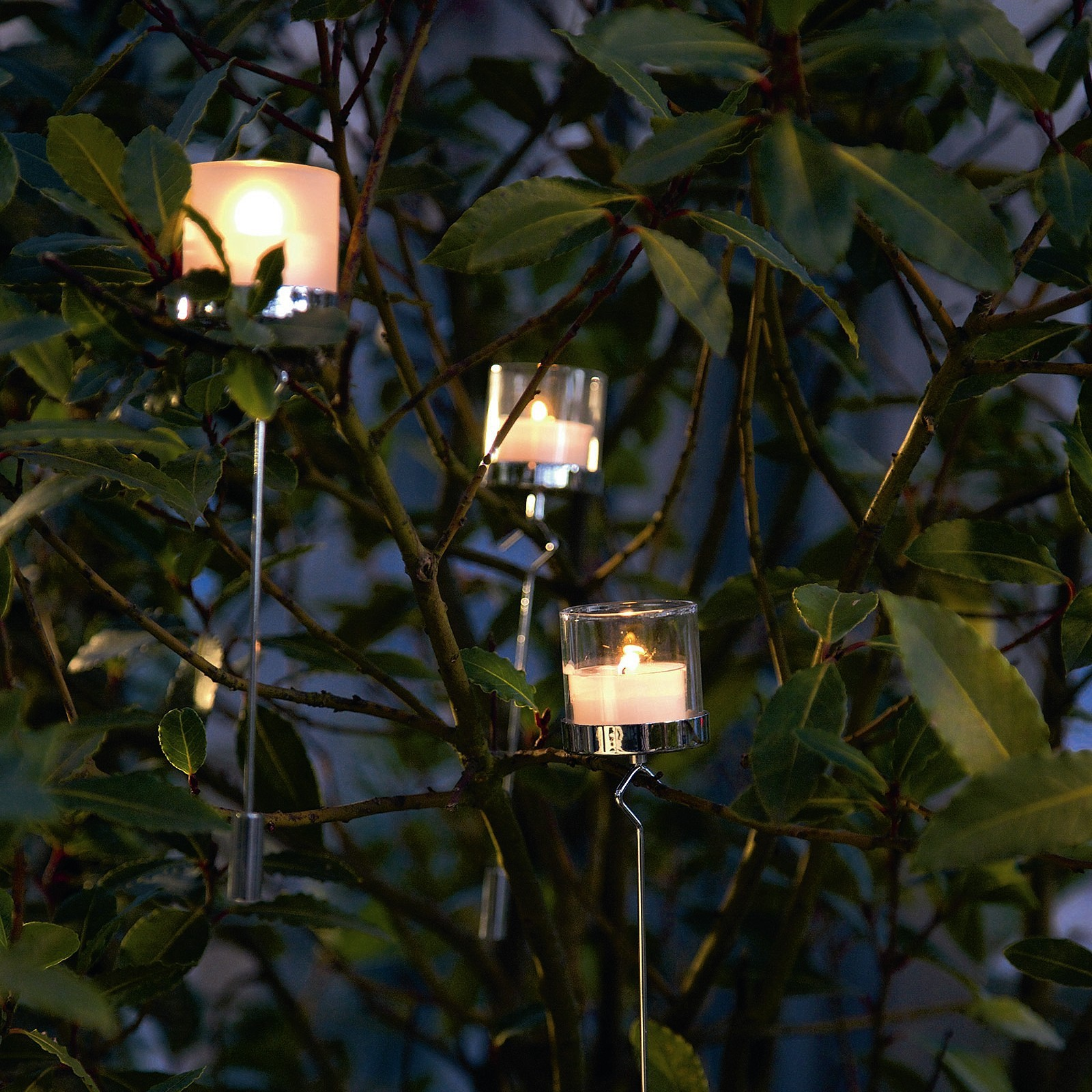 teelichthalter glas gefrostet 2 st ck philippi noel. Black Bedroom Furniture Sets. Home Design Ideas