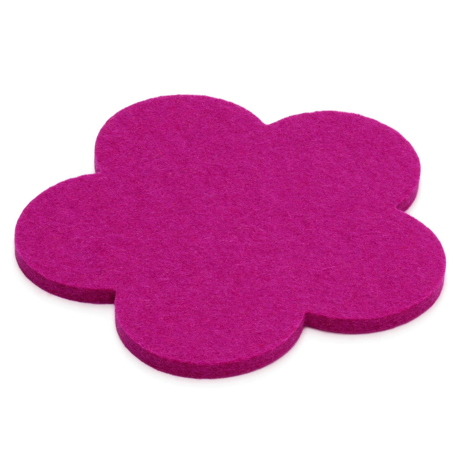 untersetzer bl tenform 3 mm filz 12 teilig viele farben. Black Bedroom Furniture Sets. Home Design Ideas
