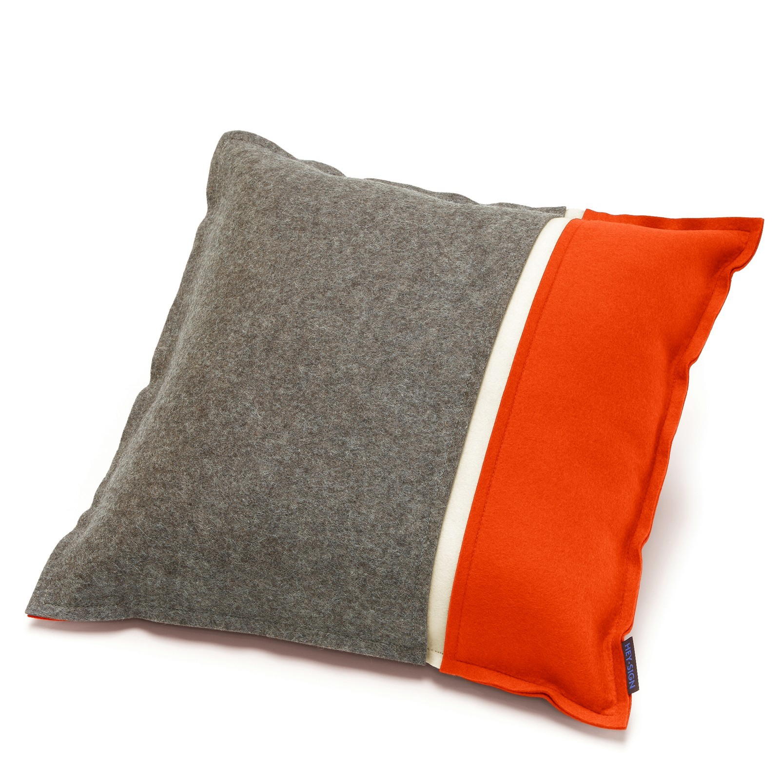 kissen quadratisch mit eingen htem streifen farbe nach. Black Bedroom Furniture Sets. Home Design Ideas