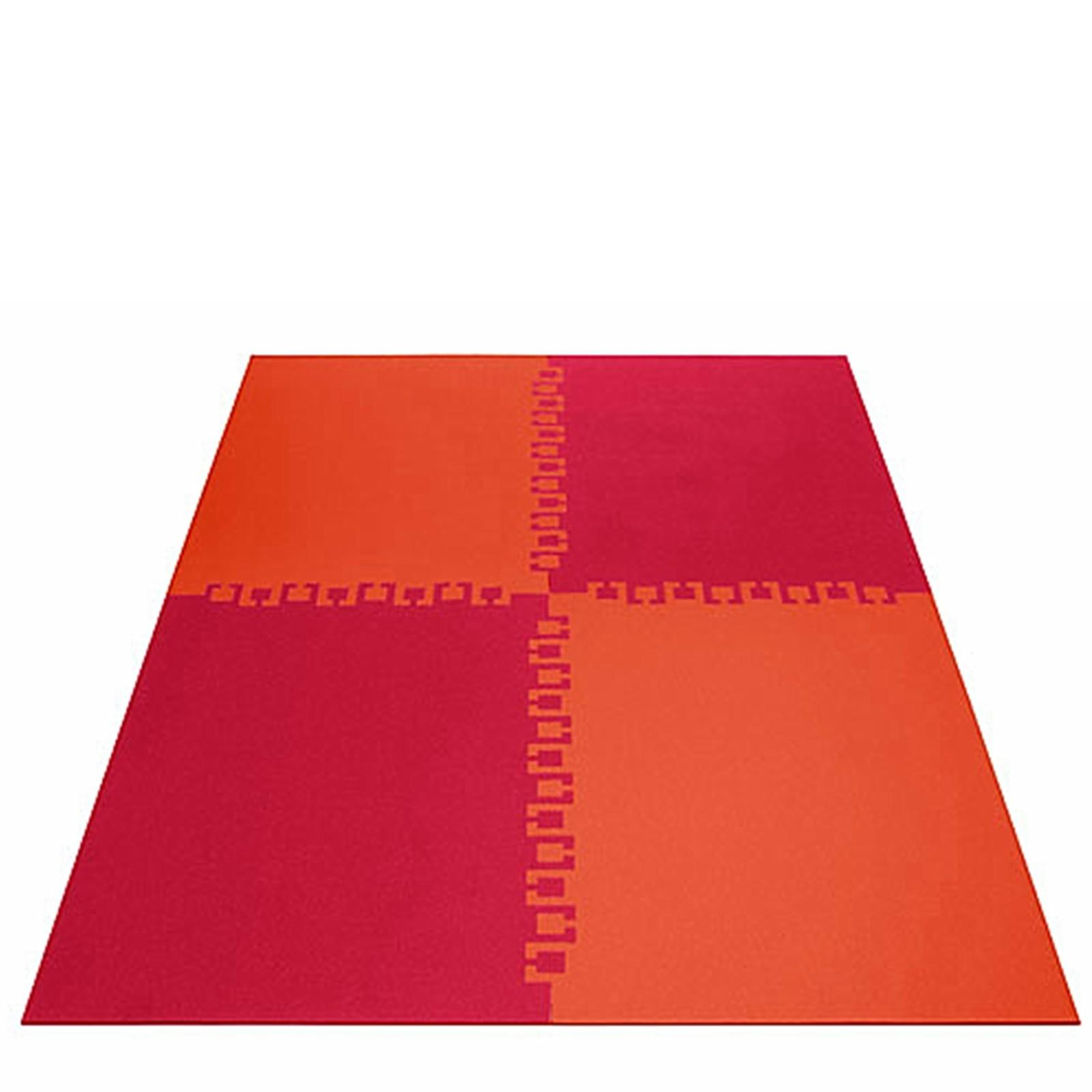 Teppichsystem Teppich rechteckig 4teilig viele Größen