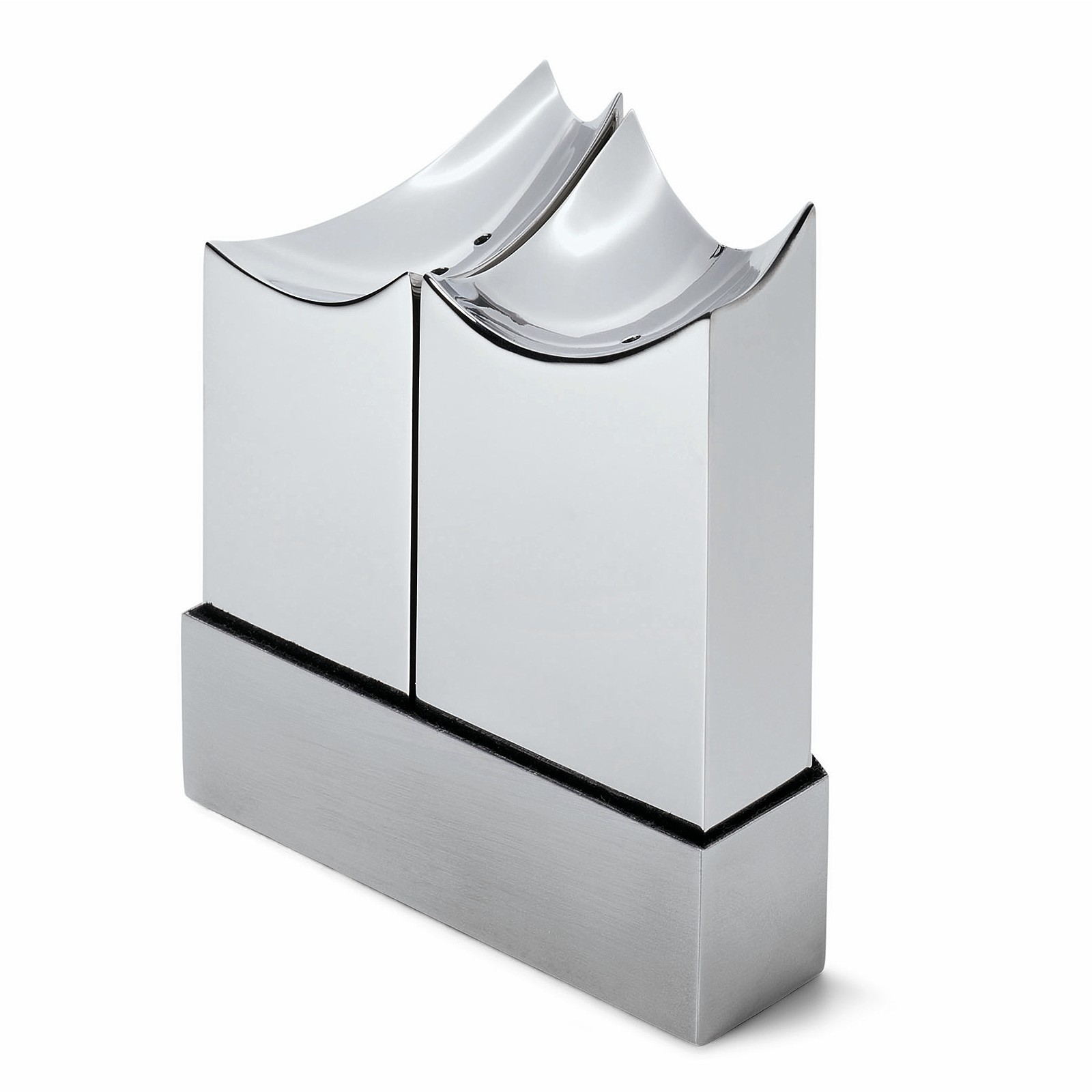 salz pfeffer streuer edelstahl philippi elbharmonie. Black Bedroom Furniture Sets. Home Design Ideas